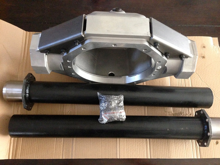 "TDS Ford 9"" Aluminum Housing w/Steel Axle Legs"