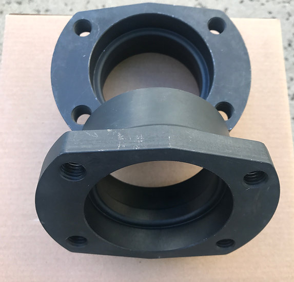 """FORD 9"""" BIG BEARING AXLE ENDS 1/2"""" BOLTS OLD STYLE"""