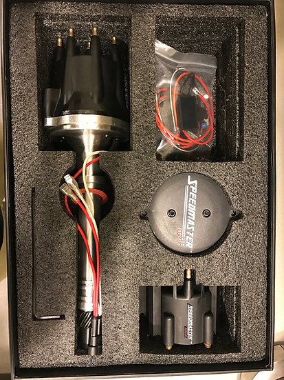 SBC 350 383 BBC 427 454 496 Distributor Kit W/Coil
