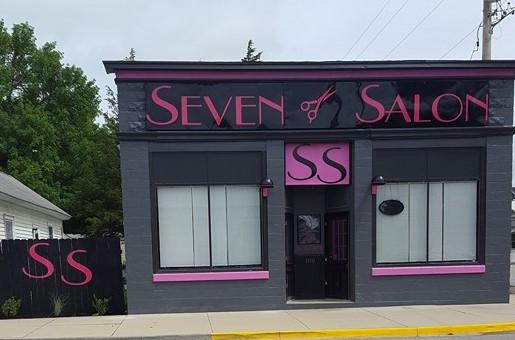 SEVEN SALON Spray Tan