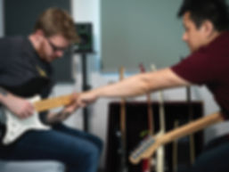Guitar Lessons Hounslow Daniel Cheng