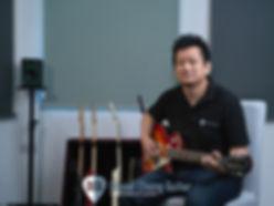 Daniel Cheng Guitar Lessons Acoustic Electric Hounslow