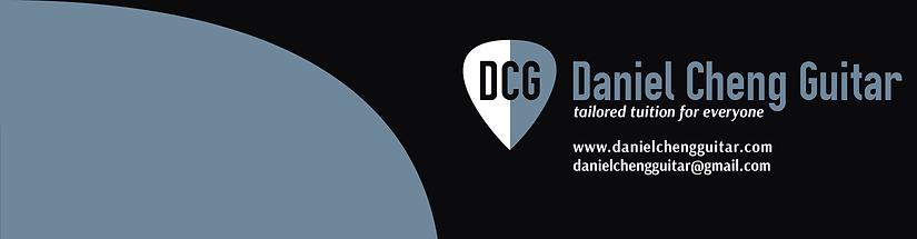 Daniel Cheng Guitar Lessons Logo