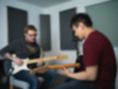 Daniel heng Guitar Lessons Electric Guitar West London