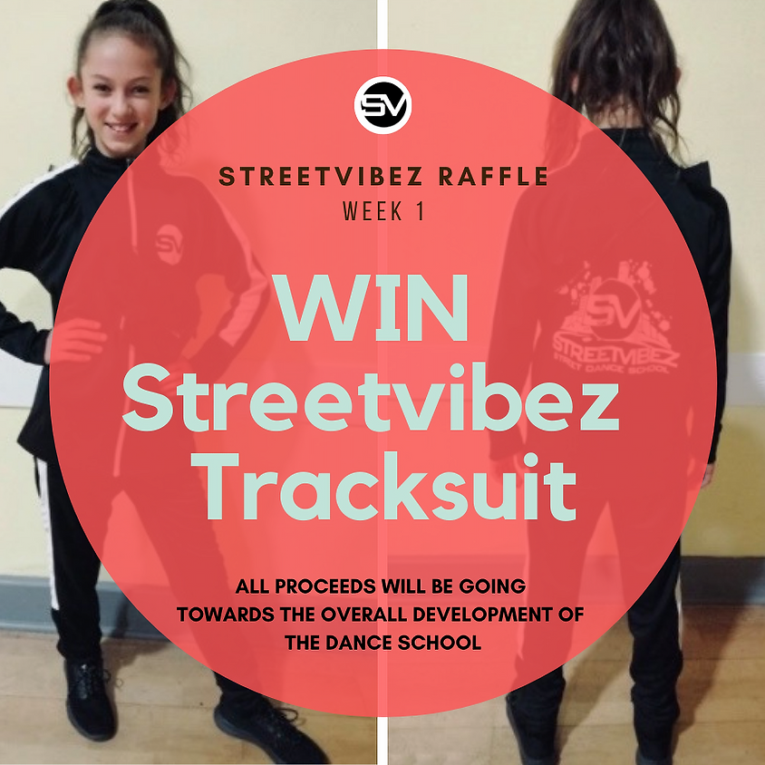Streetvibez Raffle Week 1