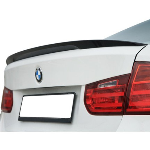 Bmw 3 Serisi F30 Piano Black M Performans Spoiler