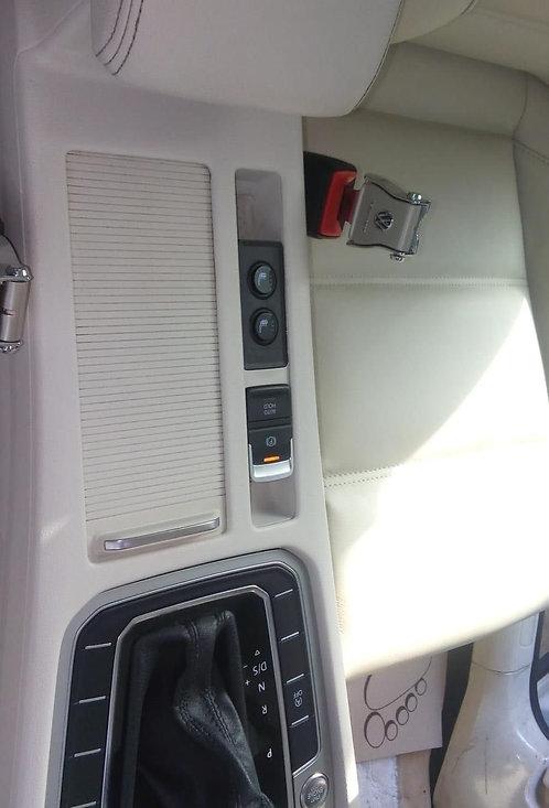 Volkswagen Golf 7  koltuk ısıtma seti