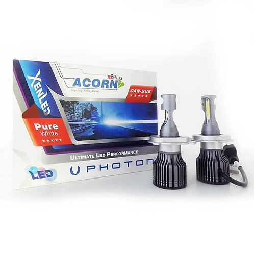 Photon Acorn H4 5+Plus Led Xenon Far Ampulü