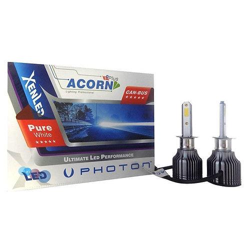 Photon H1 Acorn +5Plus Led Xenon Far Ampulü