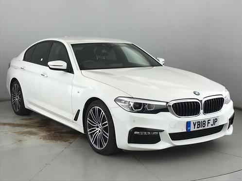 BMW G30 M Teknik Tampon Seti