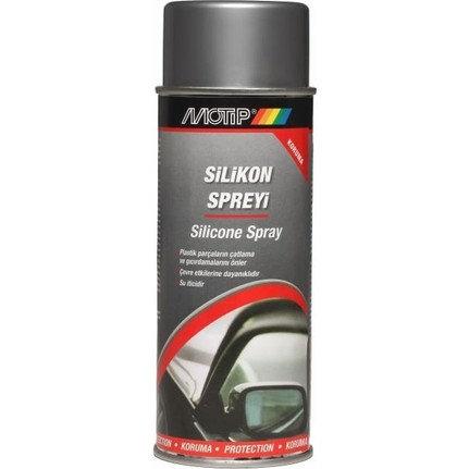 Motip Silikon Spreyi - Silicone Spray 400ml