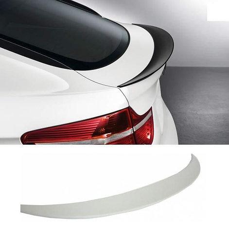 BMW X6 BAGAJ SPOİLERİ
