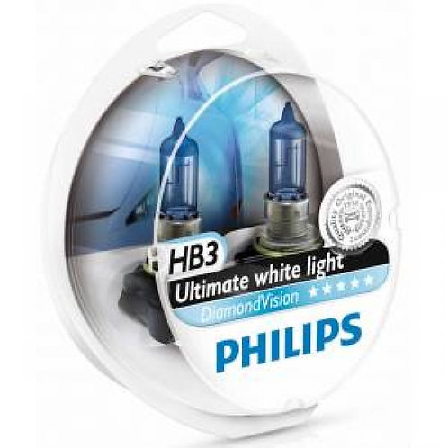 PHILIPS HB3 DİAMOND VİSİON BEYAZ AMPUL