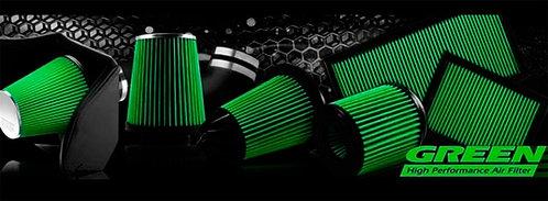 Green 100 mm Üniversal Açık Hava Filtresi