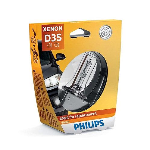 Philips D3S Xenon Ampul