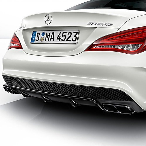 Mercedes A Serisi 2012-2015 W117 A45 Difüzör Seti