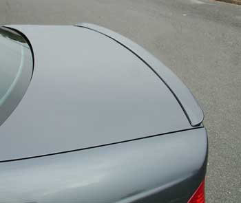 Bmw 3 Serisi E36 M3 Plastik Spoiler