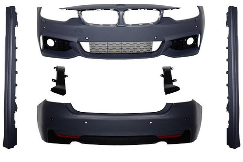 Bmw 4 Serisi F32 M-Technic Good Go Body Kit Seti