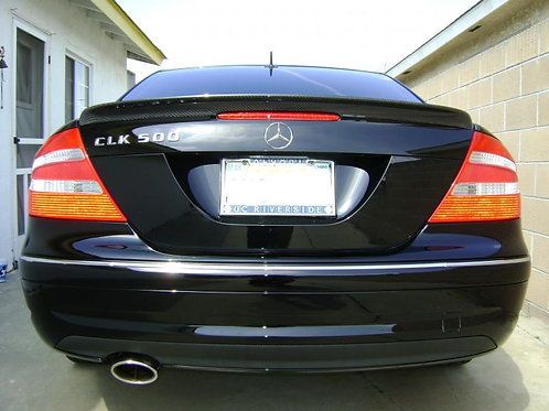 Mercedes CLK W209 Coupe AMG Spoiler