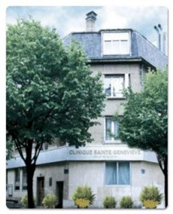 Clinique Sainte genevieve