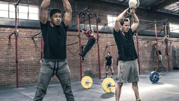 8-Week Home or Gym Super Shred Program