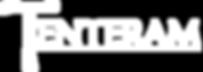 New Tenteram Logo White Trans - Smaller