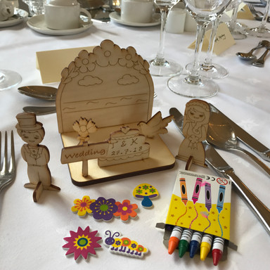 Creative Wedding Car Kit