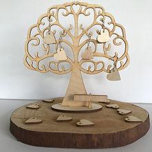 Flutter Heart Tree gift