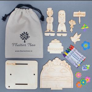 Flutter Wedding Arch Kit