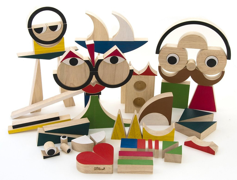 Playshapes wooden toy