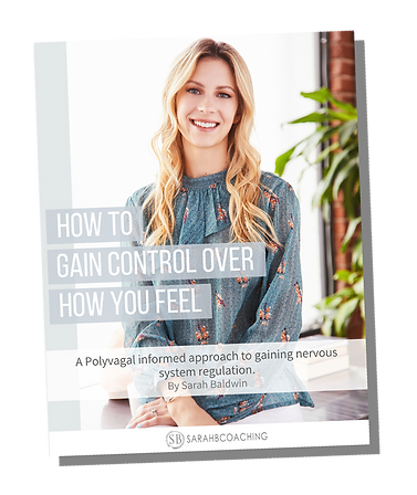 How to Gain Control Over How You Feel