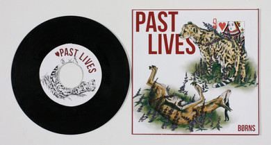 Past Lives CD Cover