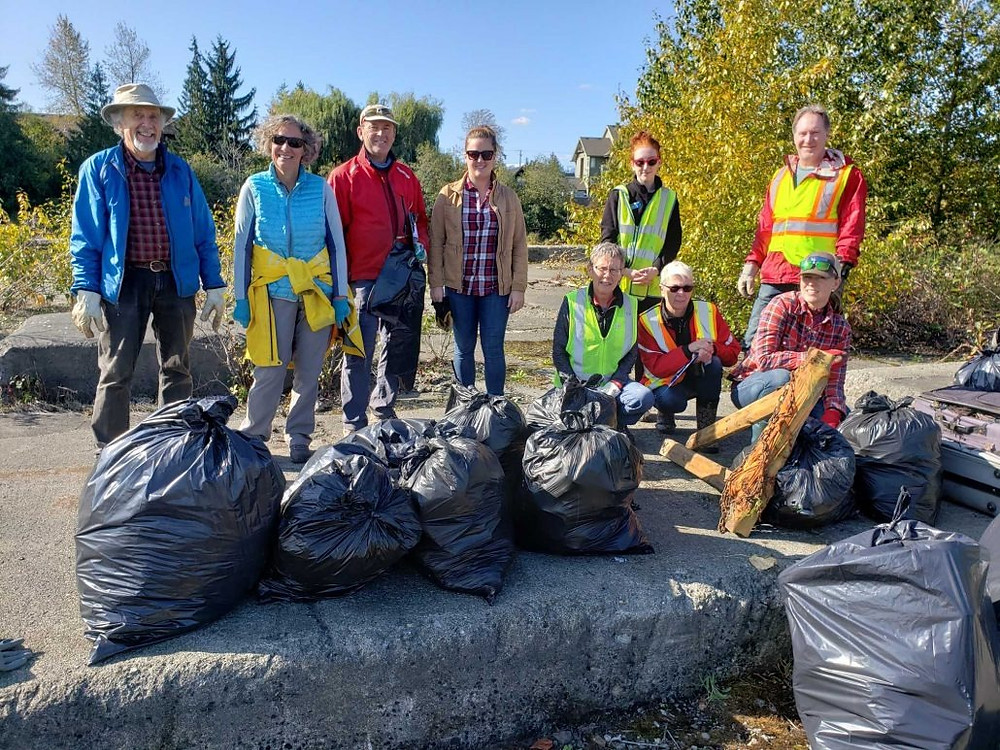 2019 Project Watershed Shoreline Cleanup