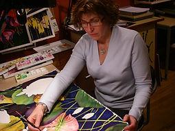 Vancouver Artist Lori Lees-Stout