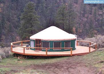 Yurtz By Design - Yurts