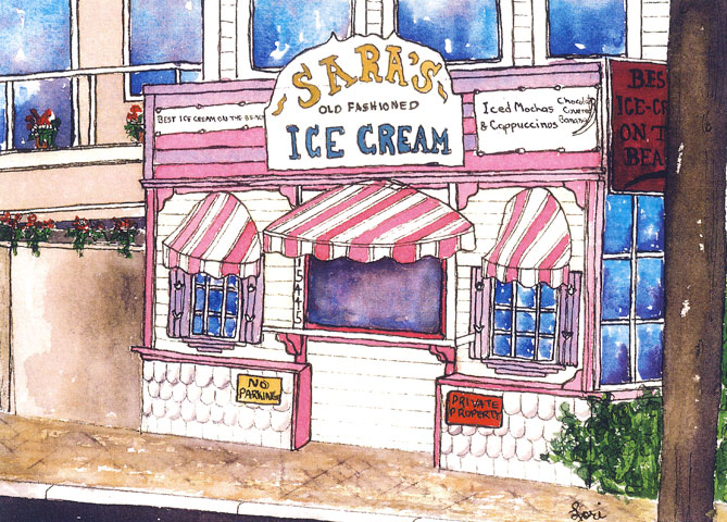 Sara's Icecream
