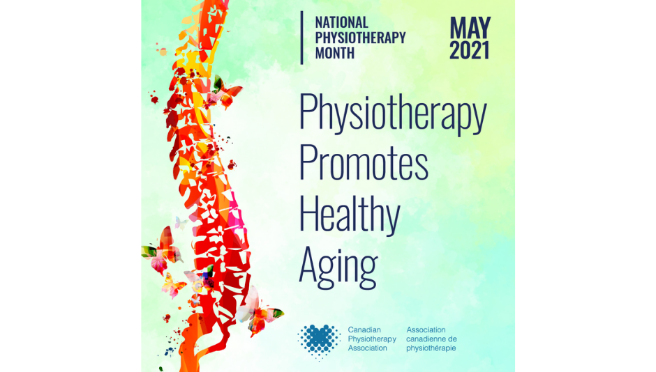 May 2021 National Physiotherapy Month