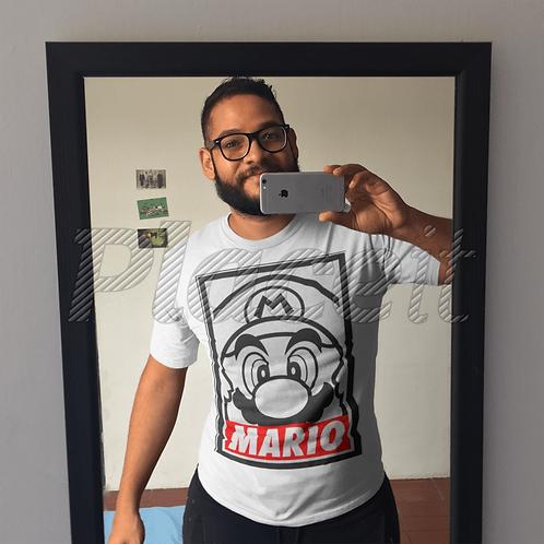 hey it's me mario