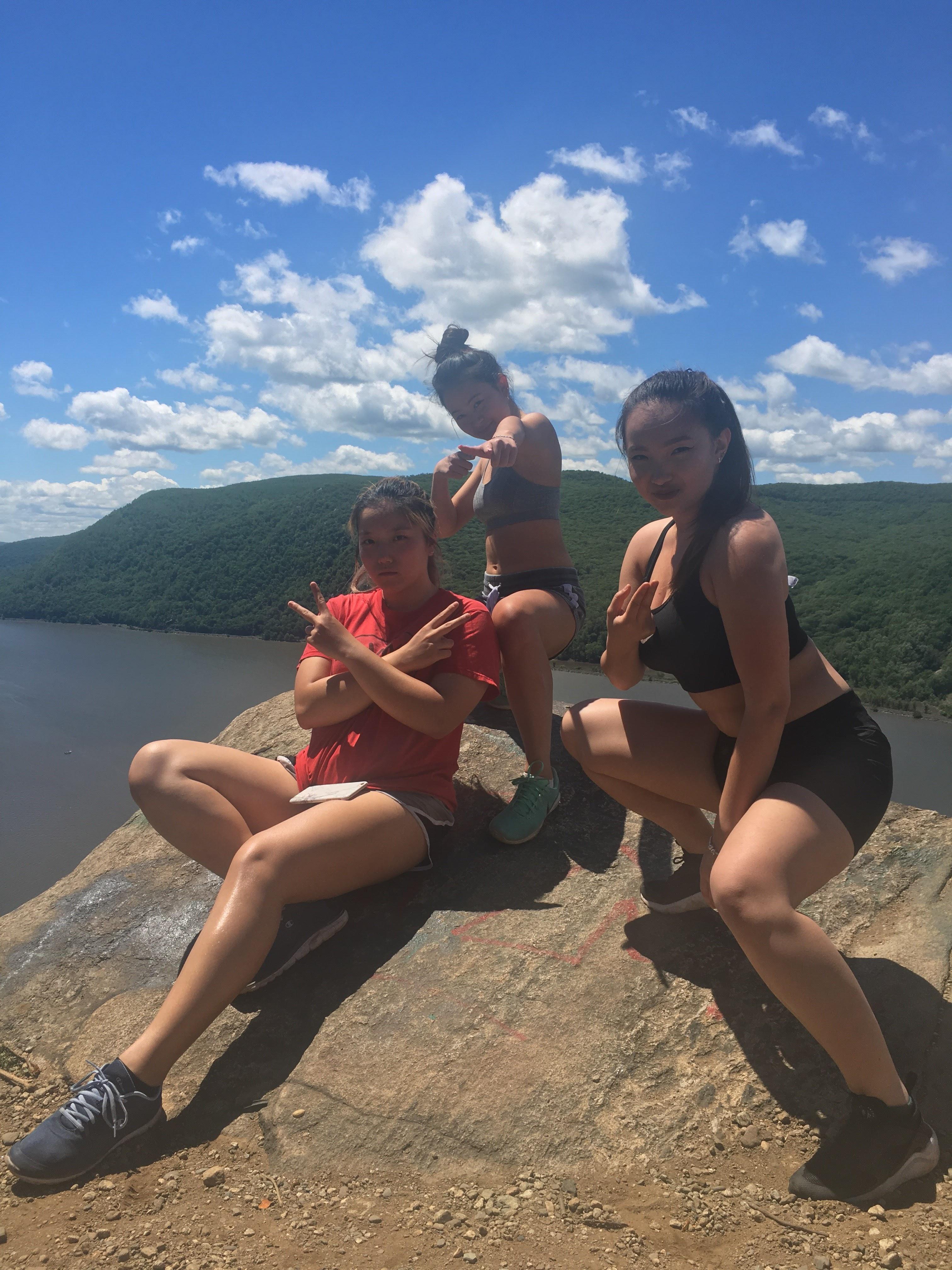 It's hiking season!
