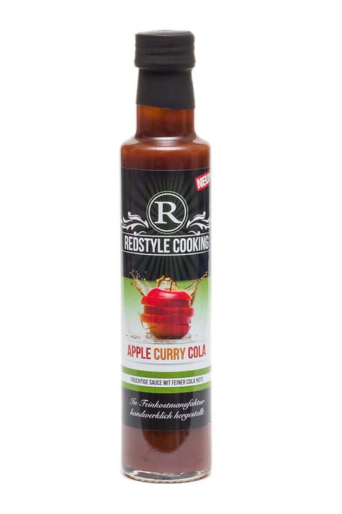Redstyle Cooking Apple Curry Cola Sauce 250ml