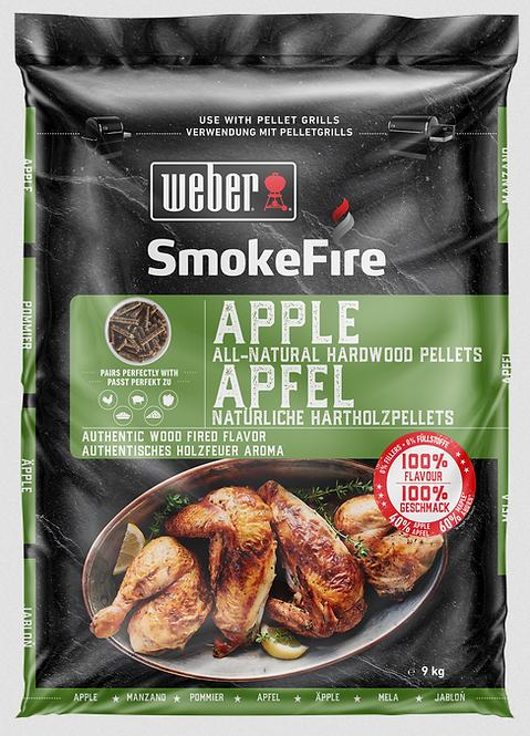 Weber Apfelholzpellets 9kg
