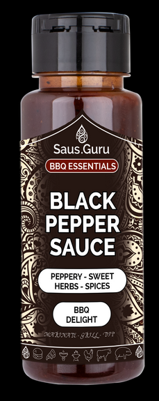Saus Guru - Black Pepper 245ml