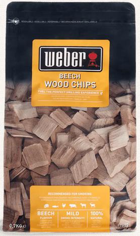 Weber Räucherchips Buche, 700g
