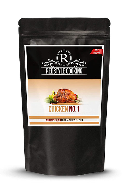 Redstyle Cooking - Chicken NO. 1, 250g