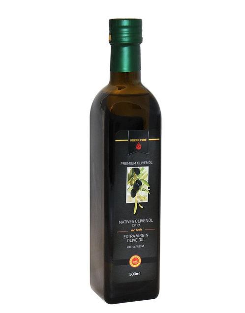 Greek Fire Premium Olivenöl 500ml