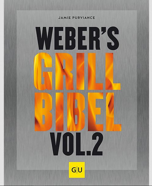 "Weber Buch ""Grillbibel Vol.2"""