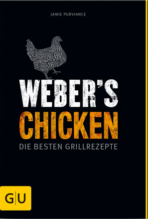 """Weber Buch """"Weber´s Chicken"""""""