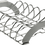 Thumbnail: Napoleon Spare-Rib-/Grileinsatz Pro aus Edelstahl