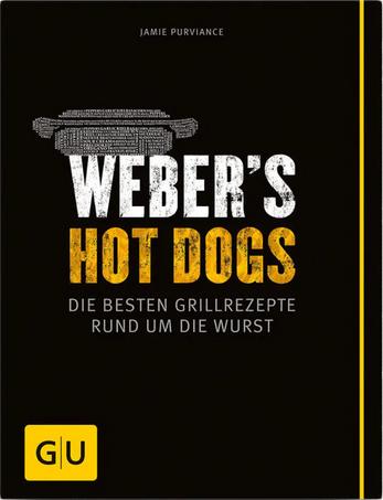"""Weber Buch """"Hot Dogs"""""""