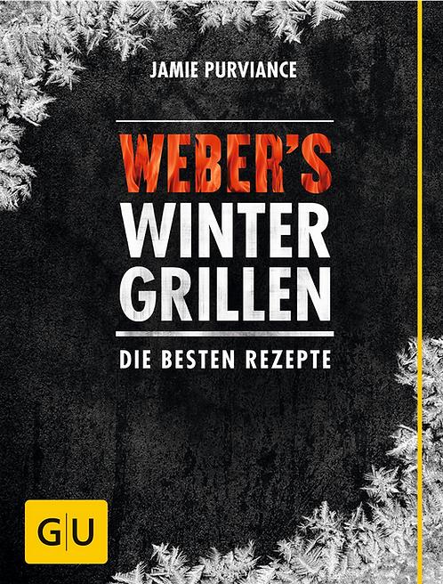 """Weber Buch """"Wintergrillen"""""""